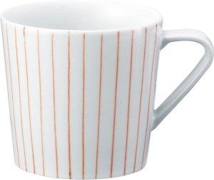 画像1: ◆es mug ストライプRD (1)
