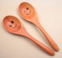 画像2: ニコニコ&ウインク スープスプーン