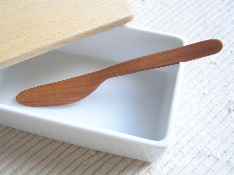 画像2: WOOD'N バターナイフ