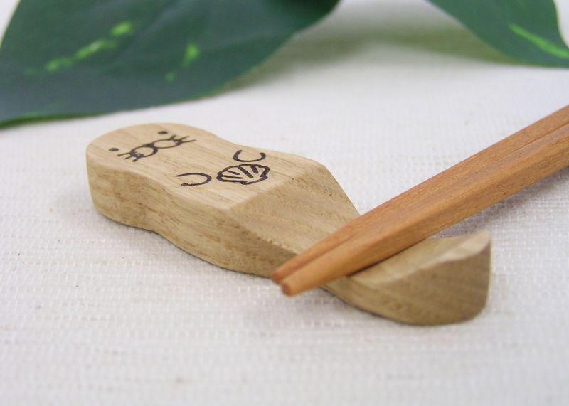 画像2: 【売り尽くしセール】ラッコの箸置き・クリ