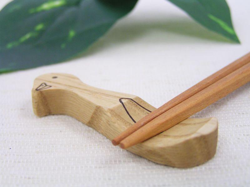 画像2: 【売り尽くしセール】あひるの箸置き・クリ