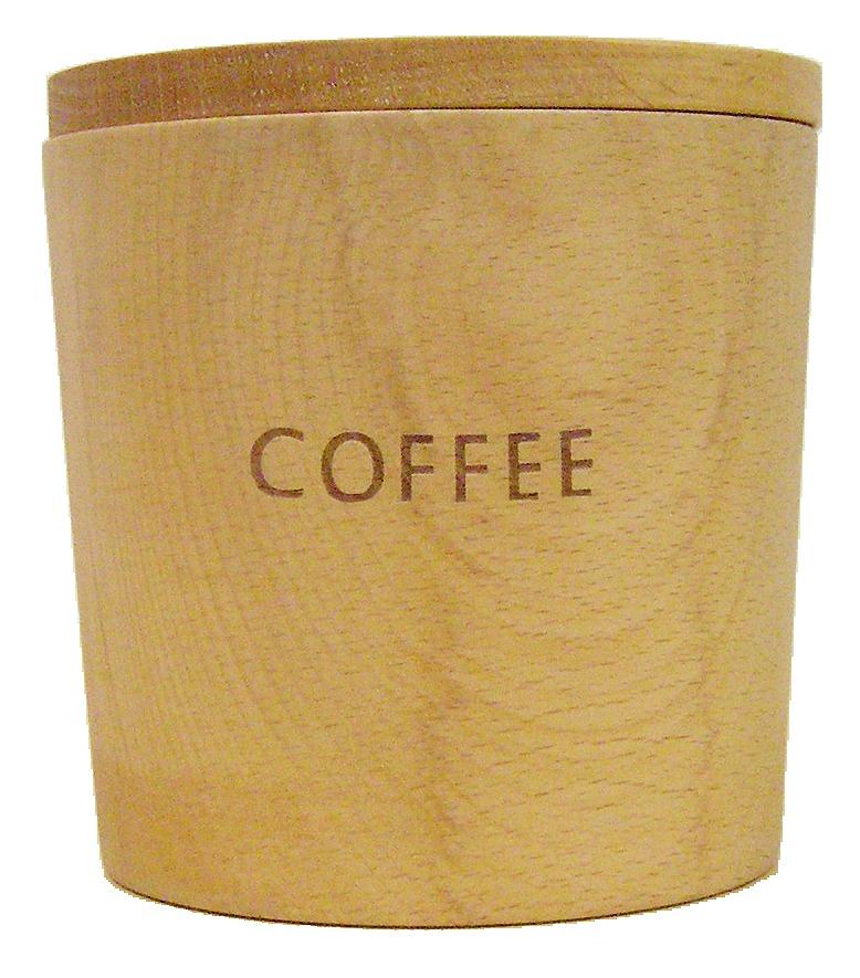 画像1: ビーチのコーヒーキャニスター