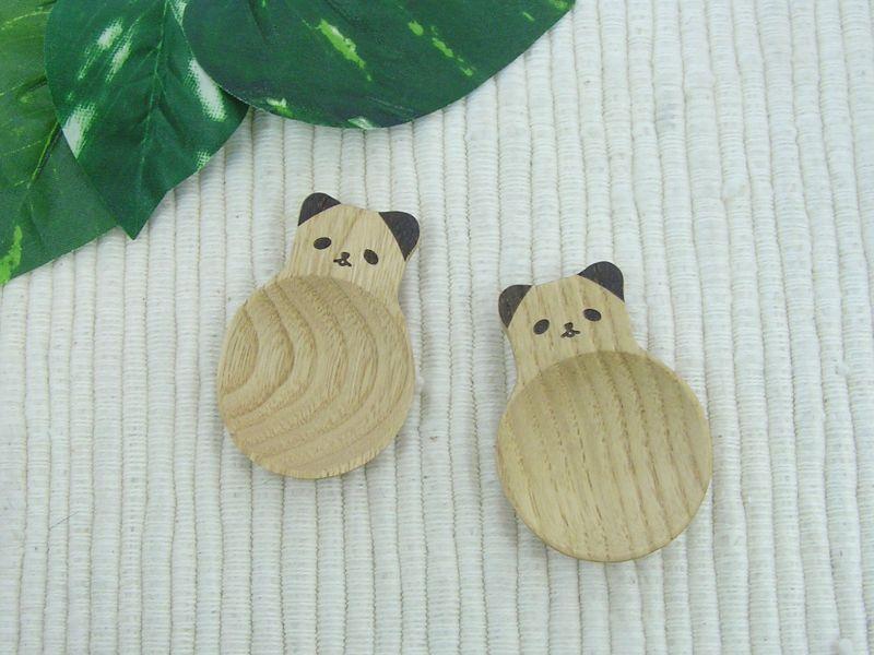 画像1: 【廃版セール】パンダのこさじ・クリ