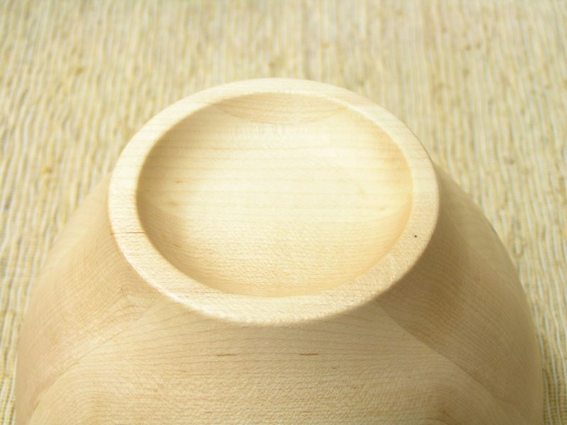 画像3: MUTE ライスボウル Sサイズ(13cm) メープル
