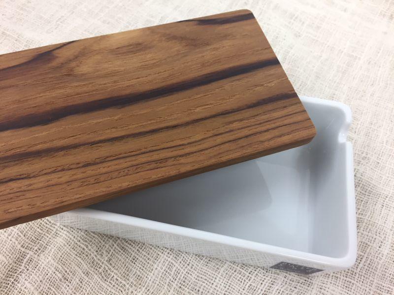 画像3: バターボックス <チークの木蓋>